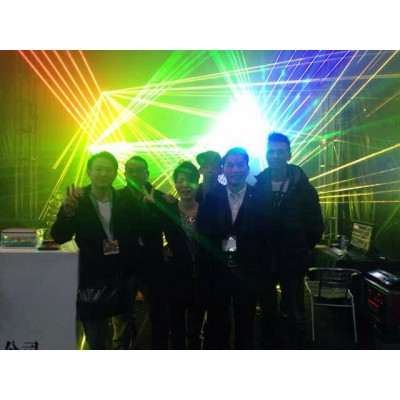 2014  Prolight+Sound Guangzhou Exhibition