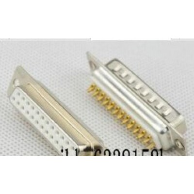 25 PINS CONNECTOR (FEMAL AND MALE)